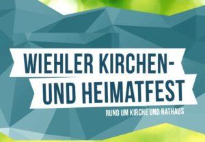Kirchen- & Heimatfest 2019 @ Rathausplatz Wiehl | Wiehl | Nordrhein-Westfalen | Deutschland