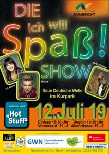 Neue-Deutsche-Welle-Party @ Kurpark Nümbrecht | Nümbrecht | Nordrhein-Westfalen | Deutschland
