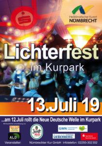 Lichterfest 2019 @ Kurpark Nümbrecht | Nümbrecht | Nordrhein-Westfalen | Deutschland