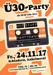 Ü30-Party @ kabelmetal Schladern | Windeck | Nordrhein-Westfalen | Deutschland