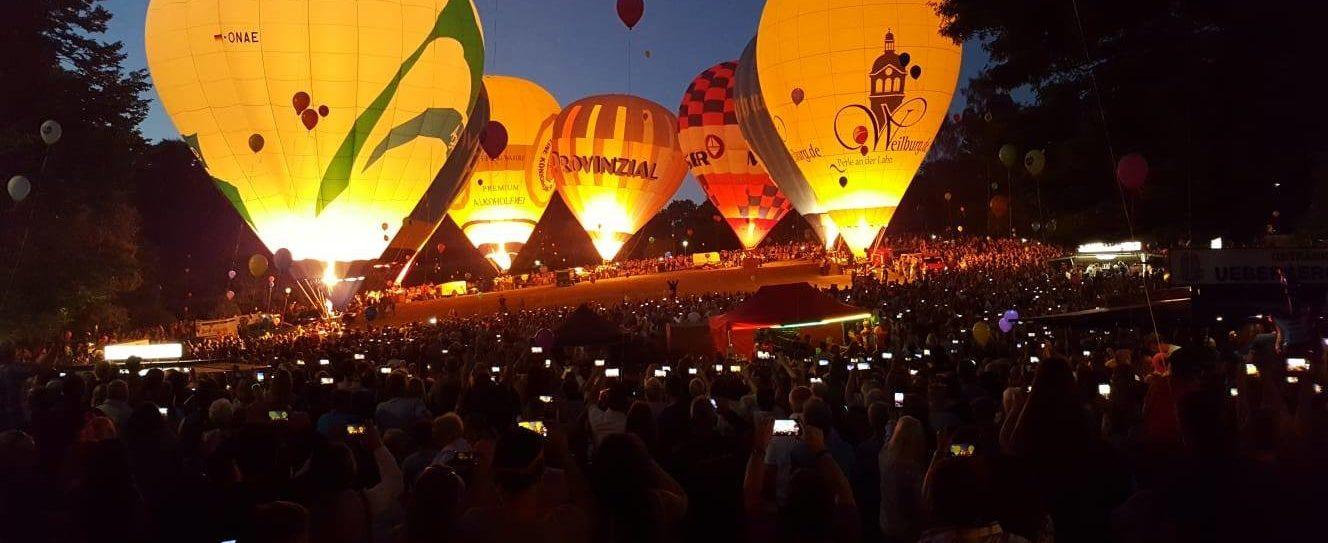 Lichterfest Nümbrecht 2018