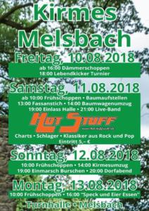 Melsbach Kirmes 2018