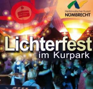 Nümbrecht Lichterfest 2016