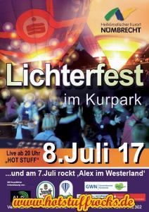 Nümbrecht Lichterfest 2017