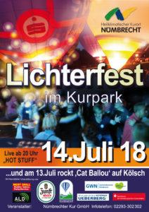 Nümbrecht Lichterfest 2018
