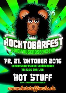 Schönenbach Rocktobärfest 2016
