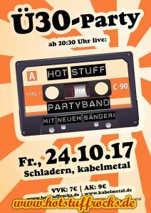 Ü30-Party kabelmetal Schladern 2017
