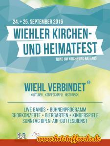 Wiehl Kirchen- & Heimatfest 2016